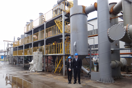 msw gasification in thailand